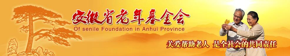 安徽老年基金会